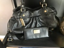 Authentic Marc Jacobs Bag w Matching Wallet in Yorkville, Illinois