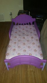 toddler bed with mattress in Lawton, Oklahoma