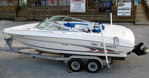 1997 Sea Ray 210 Signature in Camp Lejeune, North Carolina