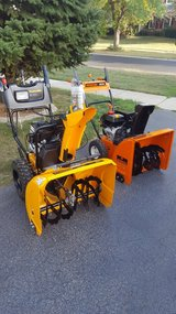 Snowblower repairs and sales in New Lenox, Illinois