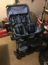 Foundations 4 child stroller in Plainfield, Illinois