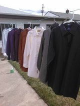 Long sleeve dress shirts in Cleveland, Ohio
