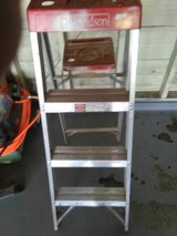 Werner 5 ft. Aluminum ladder in Cleveland, Ohio
