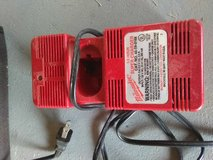 18 v Milwaukee battery charger. in Cleveland, Ohio