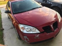 2007 Pontiac G6 in Camp Lejeune, North Carolina