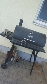 Charcoal / Gas Grill in Hohenfels, Germany