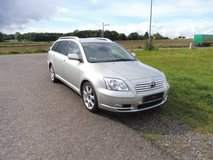 TOYOTA AVENSIS 2.4   motor    44,000 mill! AUTOMATIC! BEST PRICE! AUTOMATIC! MODEL 2005! NEW INS... in Mannheim, GE