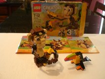 Lego #31019 Creator Forest Animals in Aurora, Illinois