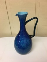 1960's ART GLASS VASE in Naperville, Illinois