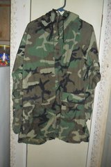 improved rainsuit parka in Fort Campbell, Kentucky