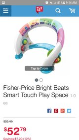 light up music toy! in Fort Leonard Wood, Missouri