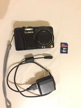 Fairly new Panasonic digital camera in Okinawa, Japan