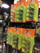 Lures, Jigs, Hooks, Swimbait, Livebait in Camp Lejeune, North Carolina