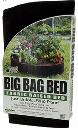BIG BAG BED fabric raised bed in Okinawa, Japan