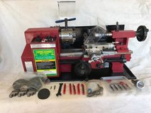 LIKE NEW Metal lathe WITH EXTRAS in Fort Polk, Louisiana