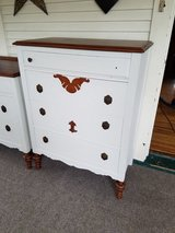Antique chest of drawers in Yorkville, Illinois