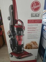 Hoover high performance vaccum in The Woodlands, Texas