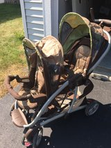 Grace double stroller in Yorkville, Illinois