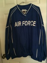 Air Force windbreaker in Alamogordo, New Mexico