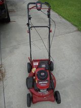 "Craftsman 5.5 HP 21"" Mulching Mower. in Camp Lejeune, North Carolina"