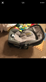 Baby Jogger City Go Infant Car Seat in Camp Pendleton, California