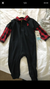 baby boy outfit in Camp Pendleton, California