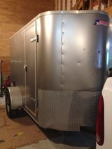 2008 Pace American Journey Enclosed Utility or Motorcycle Trailer 6 x 10 in Kingwood, Texas