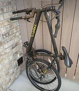 TRAYL - black rigid mountain bike in Fort Campbell, Kentucky