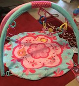 Baby girl playmat in Lackland AFB, Texas
