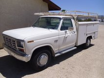 Service Body truck with Rack. in 29 Palms, California