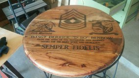 Going away gifts / retirement tables in Camp Pendleton, California