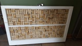 wine cork board in Morris, Illinois