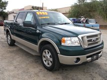 2007 FORD F150 SUPERCREW KING RANCH EDITION 5.4L V8 2WD ' FULLY LOADED ' ....9895 in Yucca Valley, California