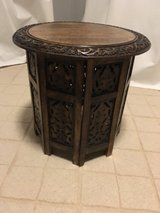 Accent Table in Okinawa, Japan