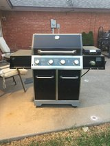 Gas grill in Lawton, Oklahoma