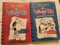 Diary of a Wimpy Kid #1&#2 in Fort Campbell, Kentucky