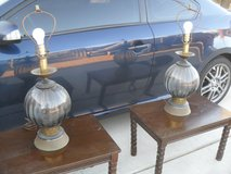 ***  Pair Of Lamps  *** in 29 Palms, California