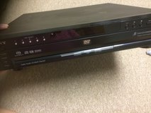 Sony 5 DVD/CD player in Westmont, Illinois