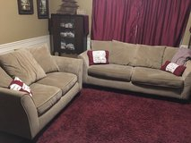 Microfiber Sofa Set in Fort Campbell, Kentucky
