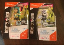 Monster High Mega Construx Ghouls in Naperville, Illinois