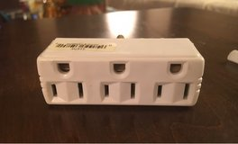 Triple Outlet Adapter in Plainfield, Illinois