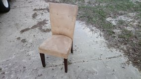 Suede Chair! in Macon, Georgia