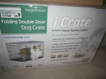 I Crate pet cage in Sandwich, Illinois