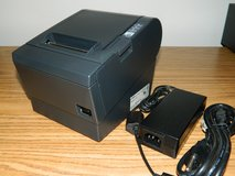Epson TM-T88III THERMAL RECEIPT PRINTER Serial, Auto-Cutter, for pos system in CyFair, Texas