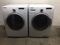 Samsung Washer/Electric Dryer Set in Camp Pendleton, California