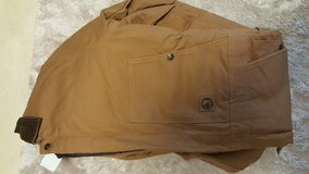 New Berne cold weather coveralls in Okinawa, Japan