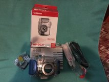 Canon WP-DC22 Waterproof Case for a Canon Powershot SD 1100 and Canon SD110IS in Ramstein, Germany