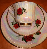 Five Vintage Porcelain Plate Sets in Grafenwoehr, GE