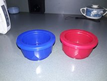 Small puppy or cat bowls in Sugar Grove, Illinois