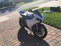 2014 Yamaha R1 in Mayport Naval Station, Florida